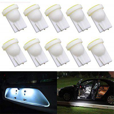 Lampadine T10 COB LED Car Clearance 10pcs