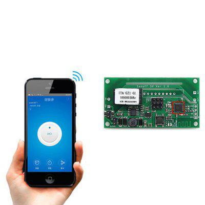 SONOFF SV WiFi Smart Switch App Remote Control Works with Amazon Alexa Google Assistant IFTTT