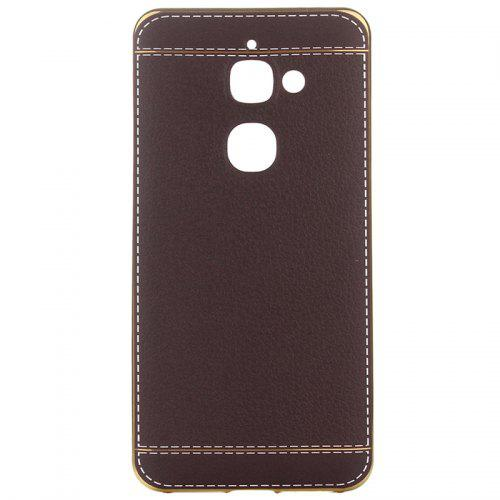 brand new 7dfc2 58d30 ASLING Anti-drop Electroplating Soft Cover Protector Shell TPU Back Case  for LeTV Le 2 X526