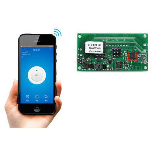 SONOFF SV Safe Voltage WiFi Wireless Switch for Smart Home
