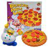 Cartoon Puzzle Balancing Pizza Game Toy for Children - MULTI