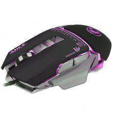 iMICE V9 USB Wired 7 Key 4 Gear Adjustable Gaming Mouse