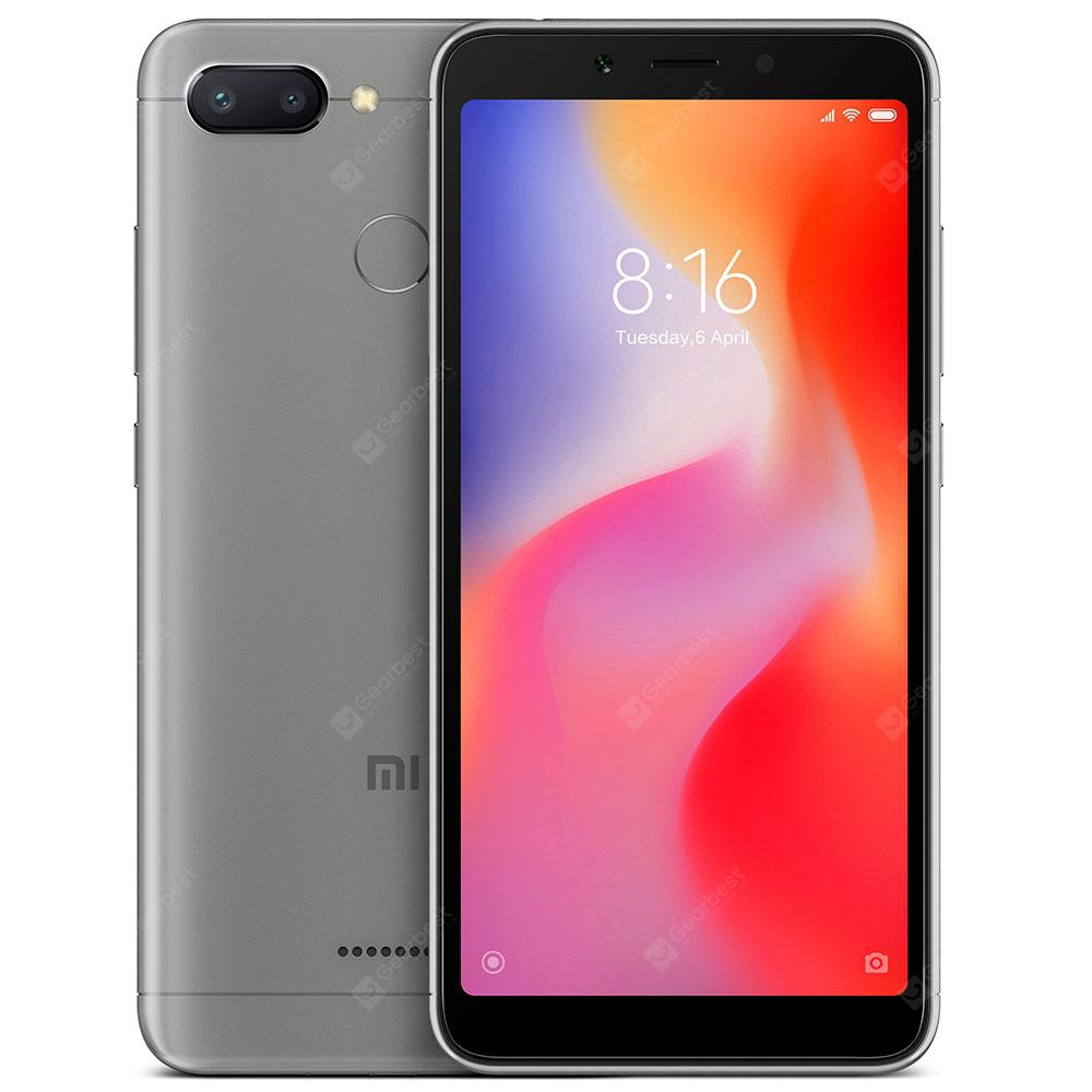 xiaomi redmi 6 3 + 32GB ईयू