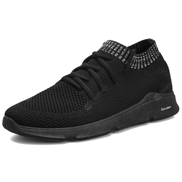 Men's Stylish Breathable Anti-slip Woven Sports Shoes
