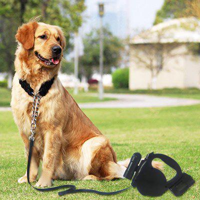 Gocomma Pet Pulling Rope Retractable Leash 5m