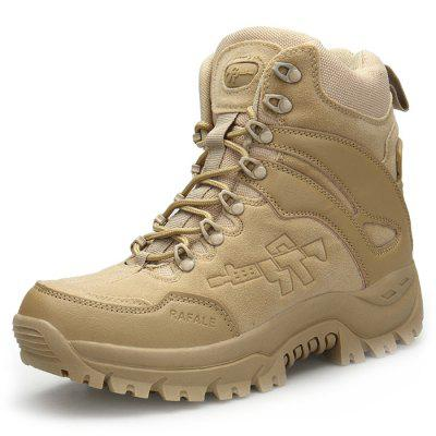Men Outdoor Anti-slip Durable Warm Sports Boots