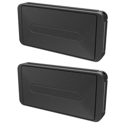 Practical ABS Car Seat Belt Buckle 2pcs