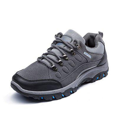 Outdoor Men Fashion Suede Durable Sports Shoes