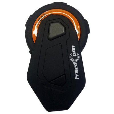 FREEDCONN T - Max Motorcycle Helmet Bluetooth Interphone