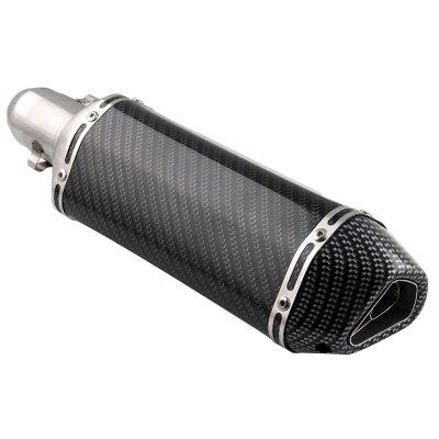 TP085 38 - 51mm Deflective Motorcycle Exhaust Pipe Muffler
