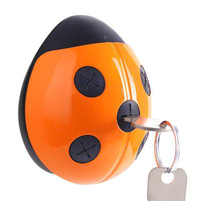 Creative Ladybug Shape Wall Key Holder