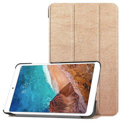 Tri-fold Full Body Cover Protective Case with Auto Sleep for Xiaomi Mi Pad 4