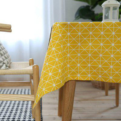 Rectangle Dinning Table Cloth