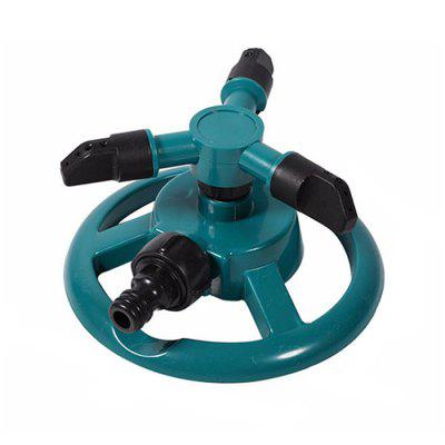 Automatic Water Sprinkler with 360 Degree Rotating Spray Head