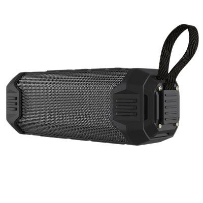 NewRixing NR - 1000 Bluetooth Speaker with Mobile Power Bank