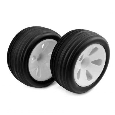 ZD Racing 9598 Truck Front Wheel for 1/10 RC Car 2pcs