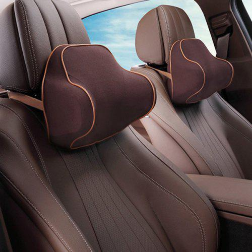 Multicolor Memory Foam Car Neck Pillow