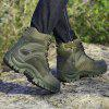 Men Outdoor Anti-slip Durable Warm Sports Boots - ARMY GREEN