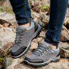 Outdoor Men Fashion Suede Durable Sports Shoes - BATTLESHIP GRAY
