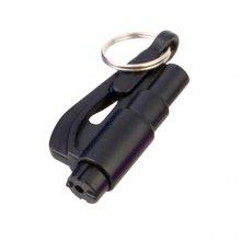 2 in 1 Creative Car Escape Tool Keychain