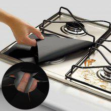 Non-stick Protection Mat Gas Stove Surface Pad 8pcs