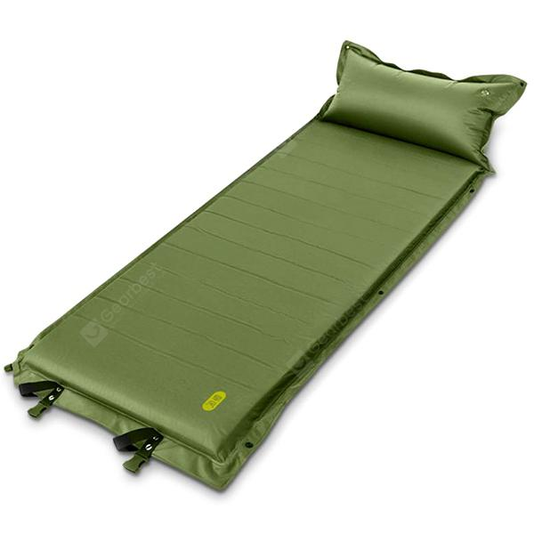 Zaofeng Inflatable Sleeping Cushion from Xiaomi Youpin - Army Green