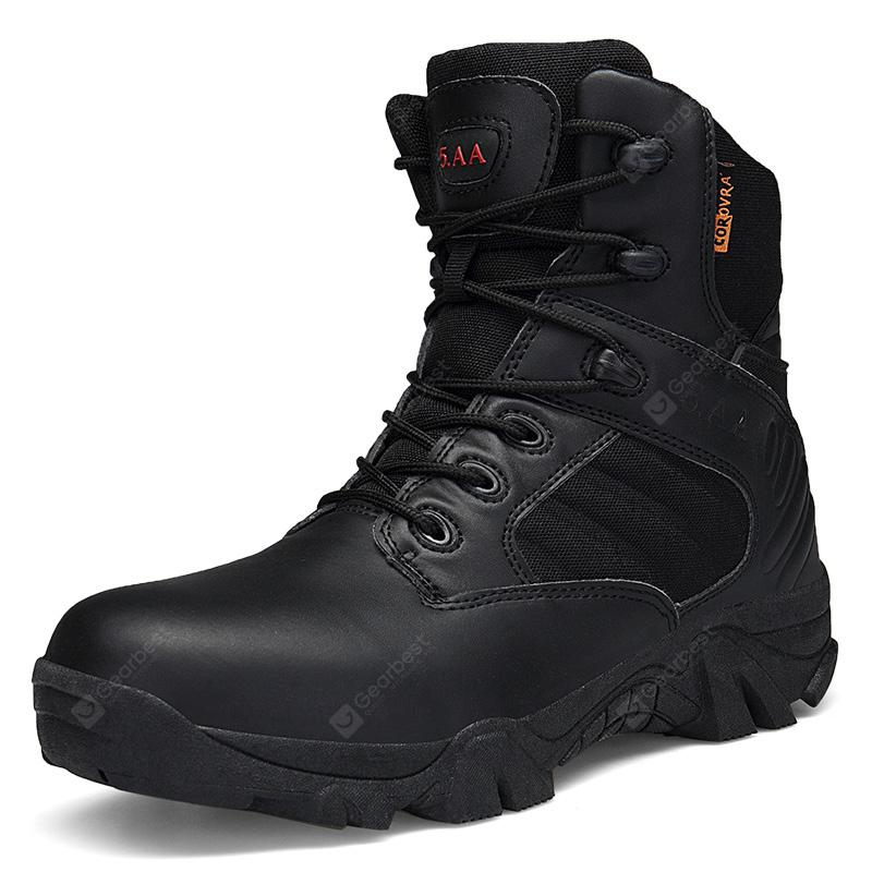 Men Fashion Outdoor Anti-slip Durable Warm Sports Boots