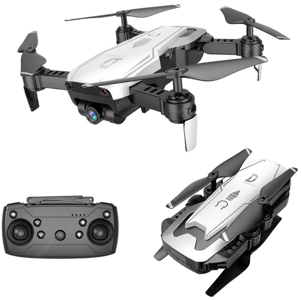 X12 WiFi FPV RC Drone Altitude Hold Waypoints grand angle - CAMERA 2MP BLANC