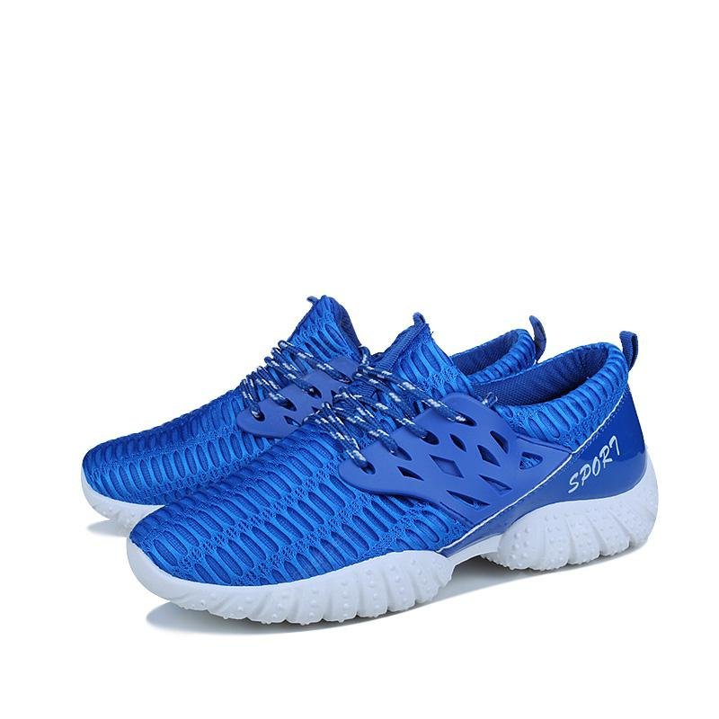 Men Fashion PU Breathable Upper Sports Shoes - $21.35 Free Shipping ...