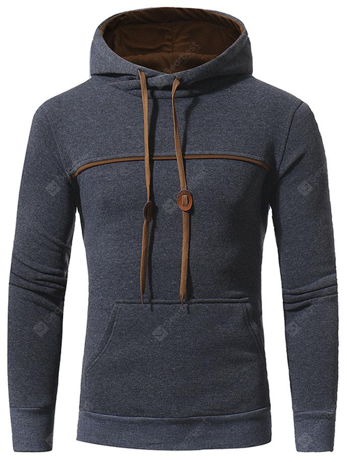 Fashion Simple Casual Hoodie for Men