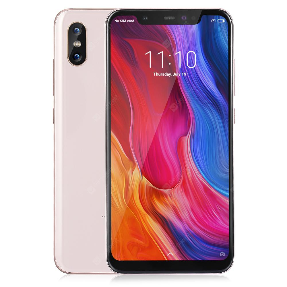 Xiaomi Mi 8 4G Phablet International Version - GOLD 6+128Go