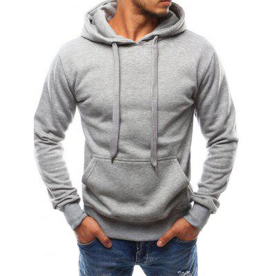 Men Stylish Long Sleeve Hoodies ctsmart geometric print long sleeve button down shirt