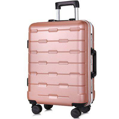 Fashion Security Suitcase with Password Lock