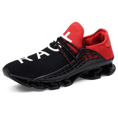 Trendy Breathable Shock-absorbing Durable Sports Shoes
