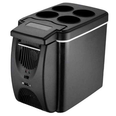 Dual-use 6L Mini Refrigerator