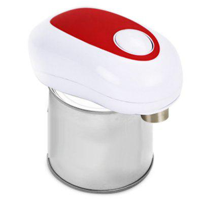 Electric Automatic Creative Can Opener RED