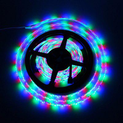 YWXLight 36W 5m 300-LED RGB Waterproof Light Strip DC12V