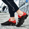 Trendy Breathable Shock-absorbing Durable Sports Shoes - LOVE RED