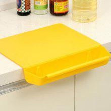 Creative Detachable Cutting Board with Vegetable Trough
