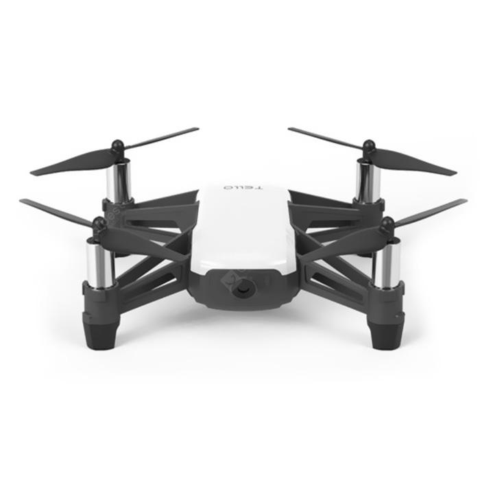DJI Ryze Tello RC Drone HD 5MP WiFi FPV - WHITE EU PLUG, 2 BATTERIES