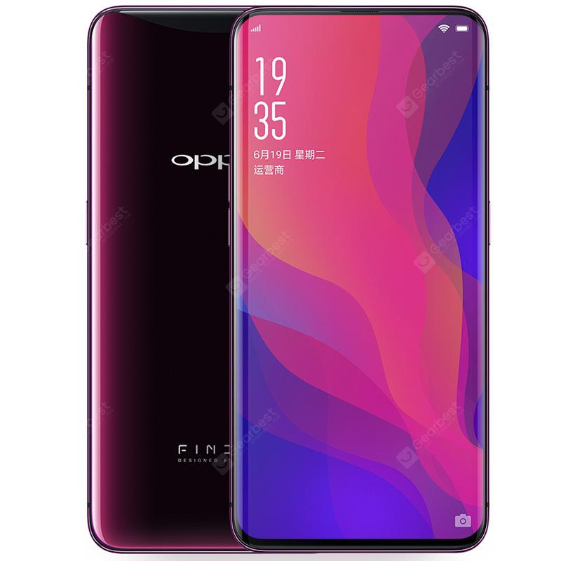 OPPO Find X 4G Phablet English and Chinese Version - DIMORPHOTHECA MAGENTA