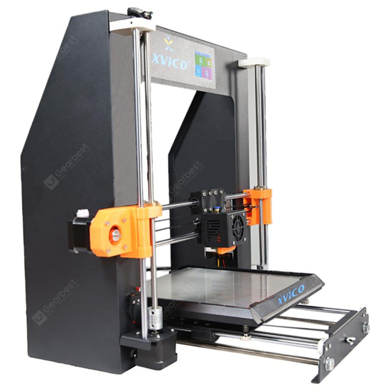 ChinaBestPrices - XVICO X1 Quick Assemble 3D Printer with 2.4 inch Touch Screen