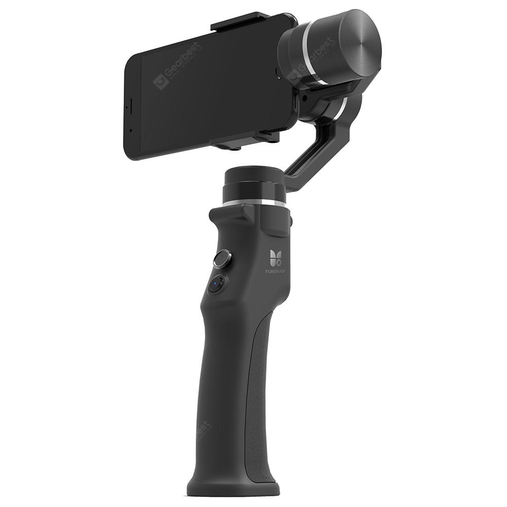 3-axis Handheld Gimbal Stabilizer Timelapse Active Tracking