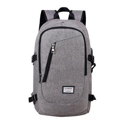 2018 coreeană moda trendy casual universal Oxford Fabric Laptop Bag