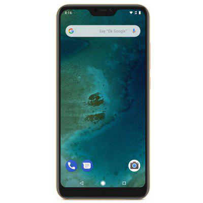 Xiaomi Mi A2 Lite 4G Phablet Global Version black shark 4g phablet chinese and english version