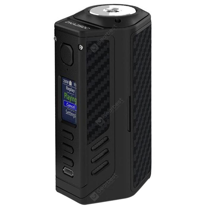 Lost Vape Triade 300W DNA250C TC Box Mod - BLACK
