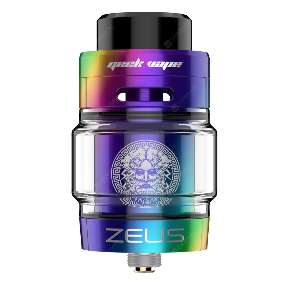 Geekvape Zeus Dual RTA for E Cigarette - MULTI-A