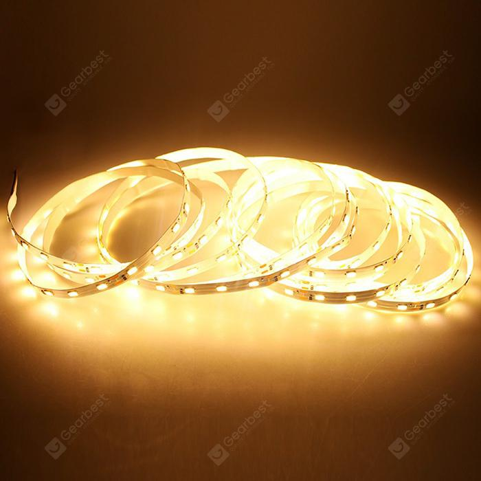 YWXLight 5m 36W 3528SMD 300-LED Light Strip DC12V - WARM WHITE