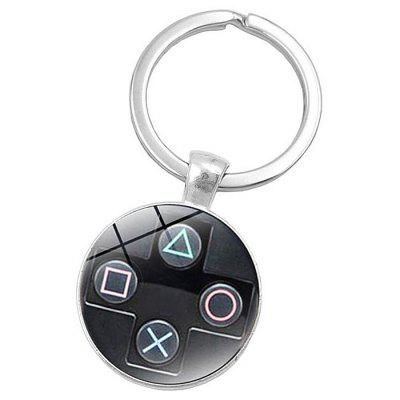 Gamepad Style Key Chain Collection Gifts