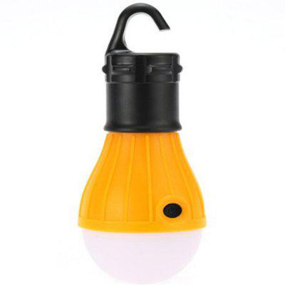 Multifunctional Bulb Tent Camp Light with Hanging Hook